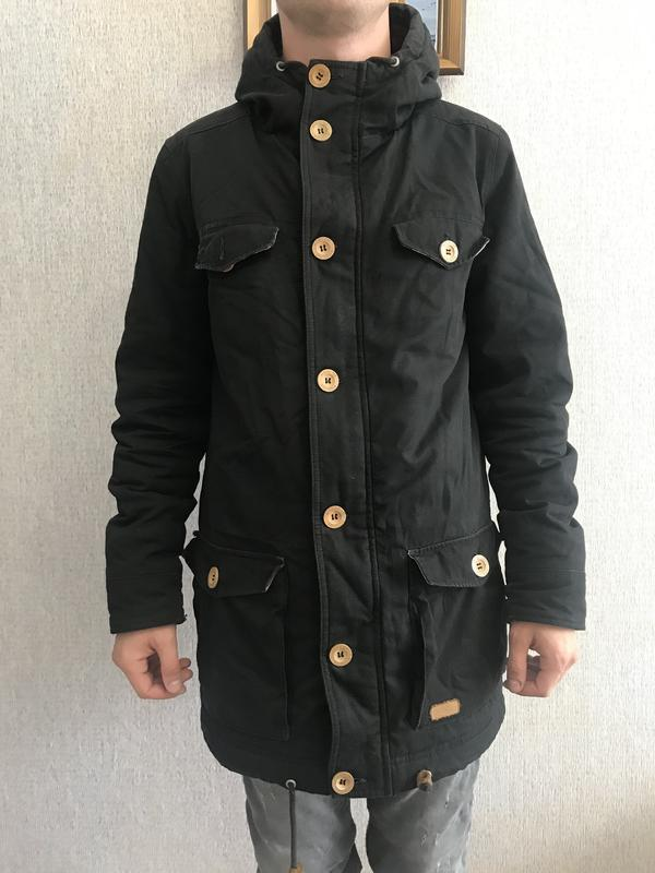 Roscoe мужская парка куртка м