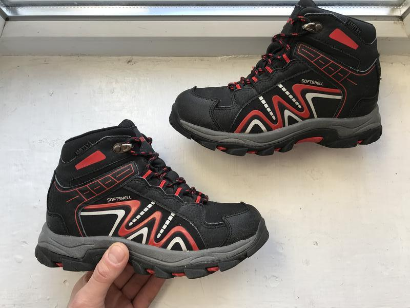 Softshell amitex hazard 33p детские ботинки сапожки оригинал и...