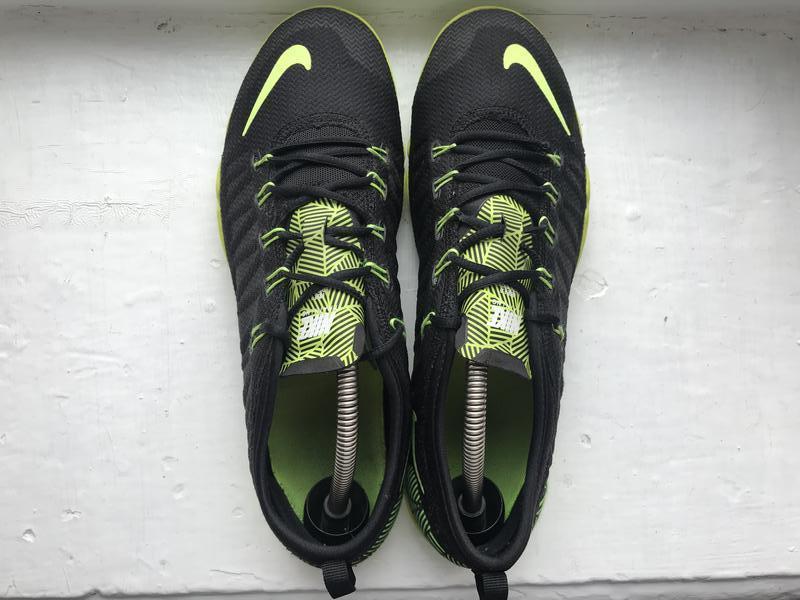 Nike free 1.0 cross bionic 41 42р спортивные фитнес кроссовки