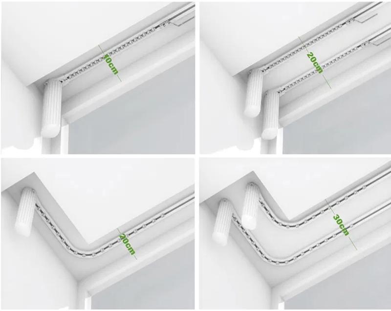 Розумний електро карниз для Xiaomi Mijia Aqara Curtain и Doyya - Фото 8