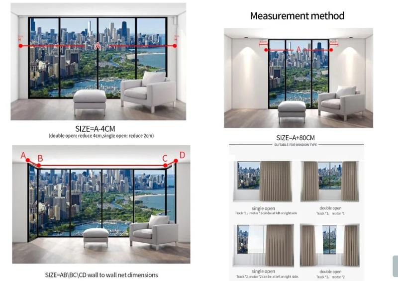 Розумний електро карниз для Xiaomi Mijia Aqara Curtain и Doyya - Фото 9