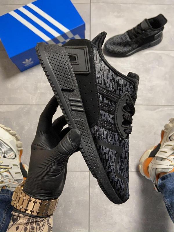 Adidas eqt cushion adv black.