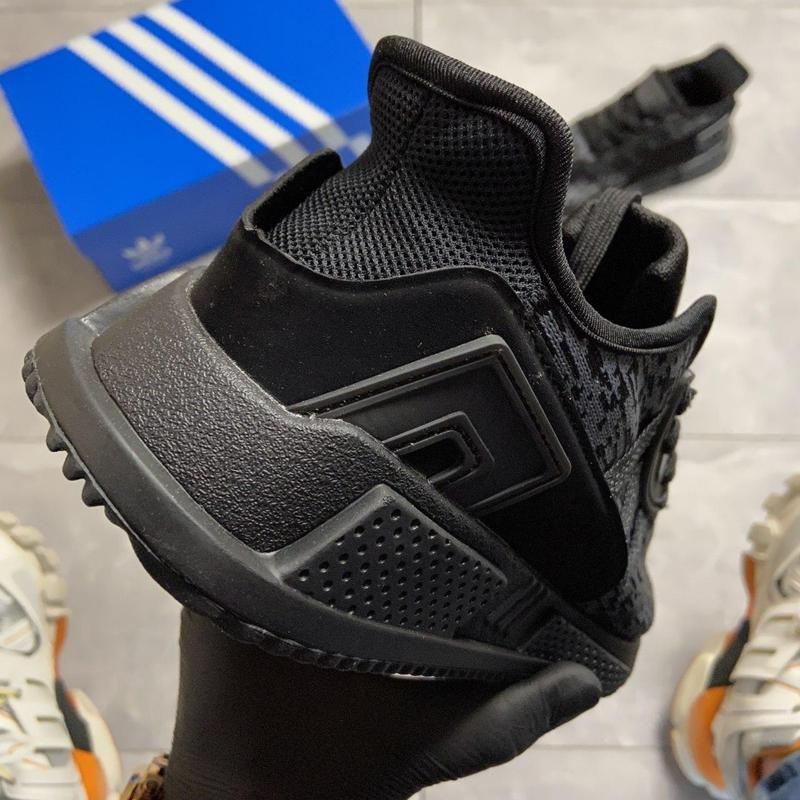 Adidas eqt cushion adv black. - Фото 2