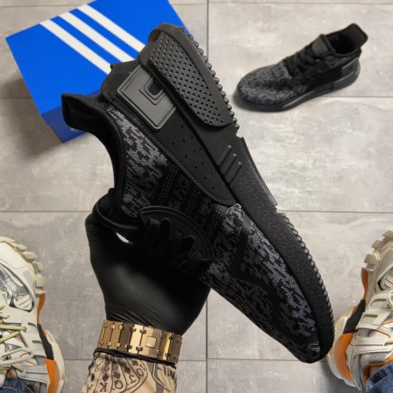 Adidas eqt cushion adv black. - Фото 3