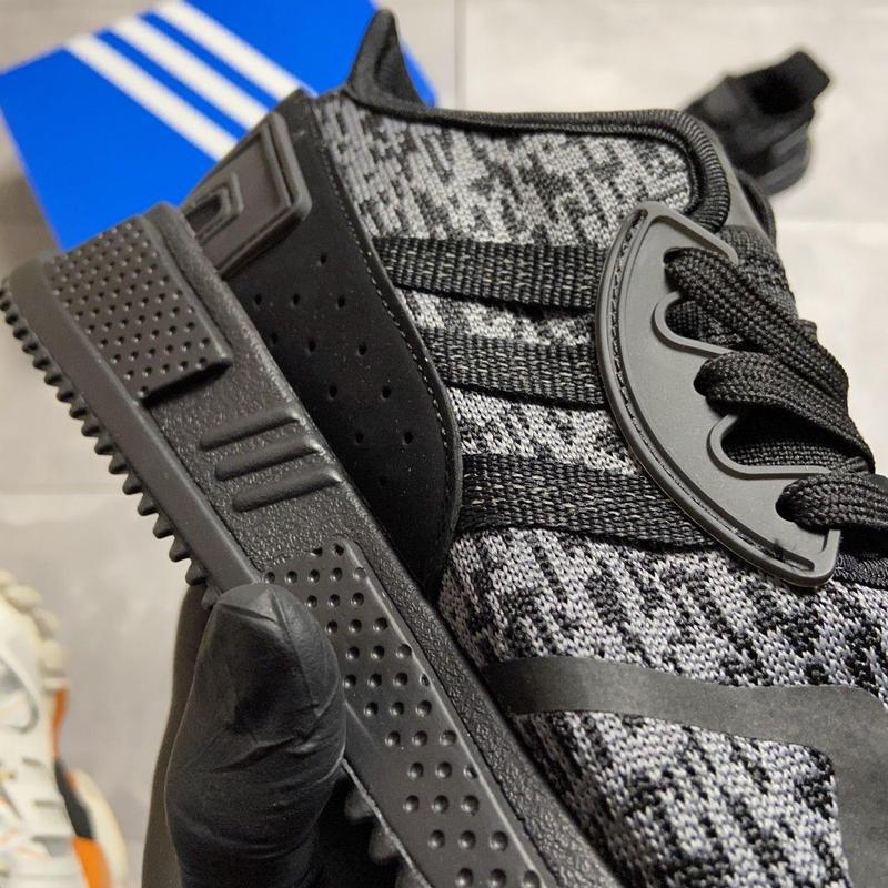 Adidas eqt cushion adv black. - Фото 4