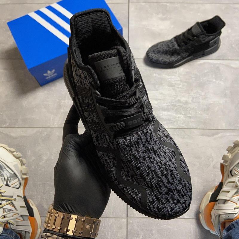 Adidas eqt cushion adv black. - Фото 5