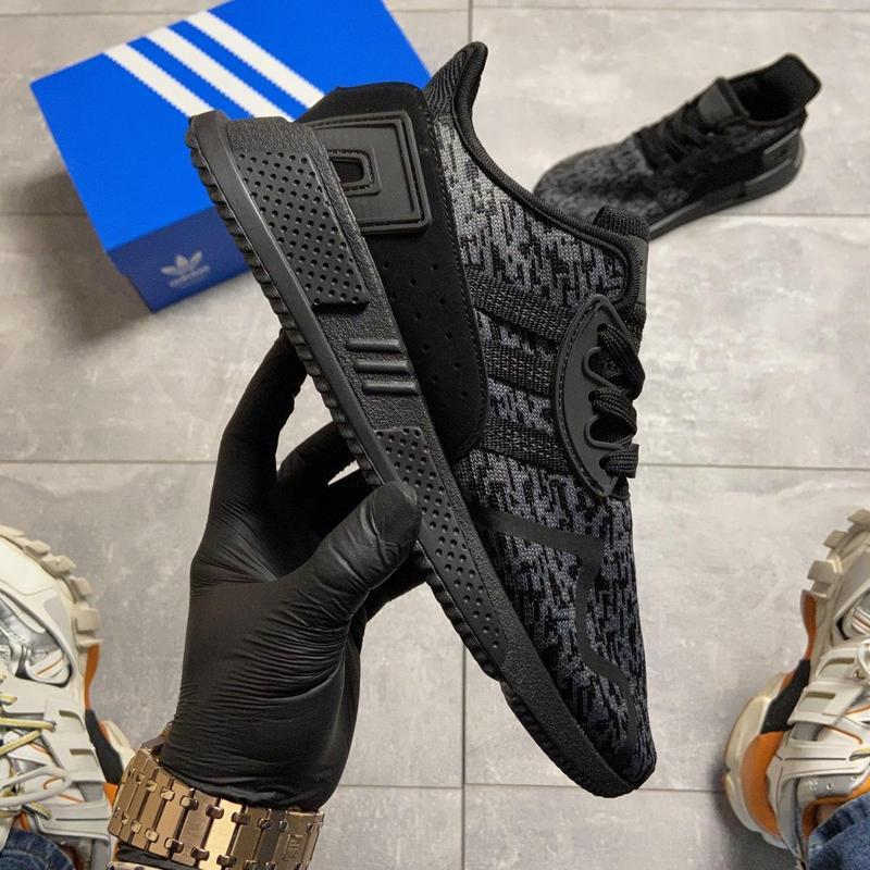 Adidas eqt cushion adv black. - Фото 6