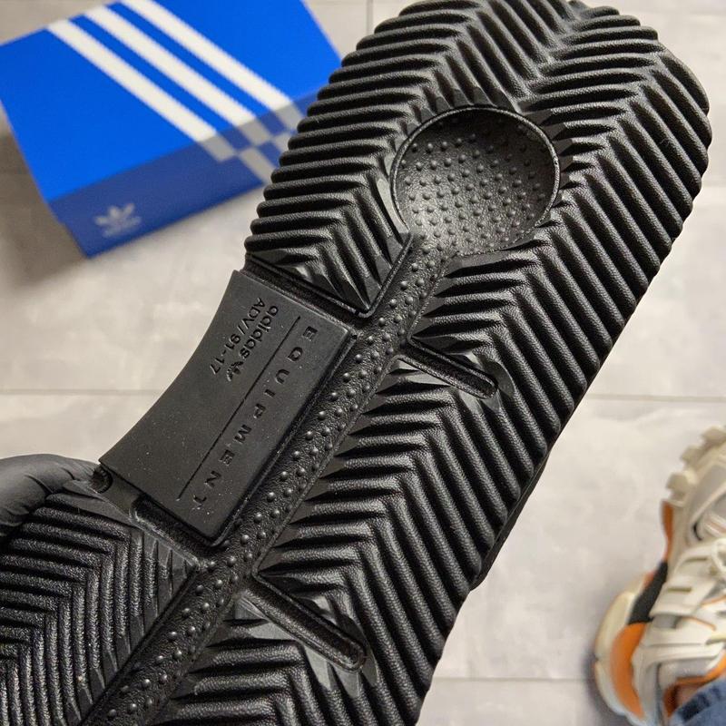 Adidas eqt cushion adv black. - Фото 7