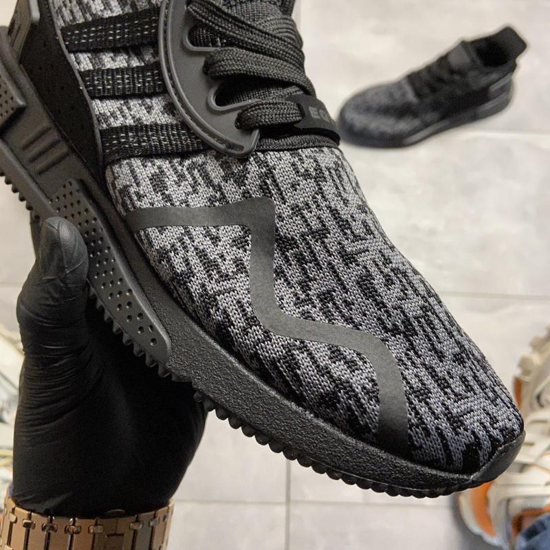 Adidas eqt cushion adv black. - Фото 8