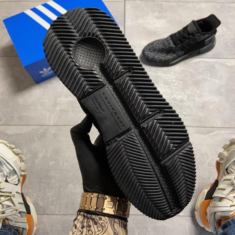 Adidas eqt cushion adv black. - Фото 9