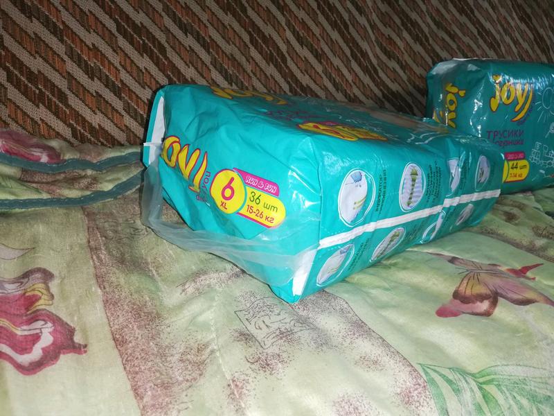Памперсы Joy подгузники трусики новые - Фото 4