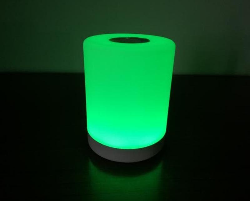 Светильник ночник RGB сенсорный  фонарь Новый - Фото 4