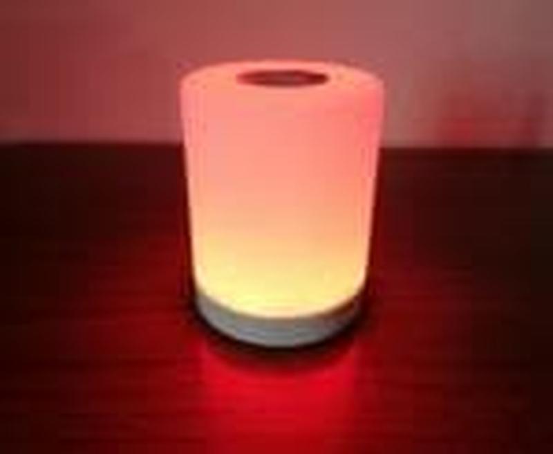 Светильник ночник RGB сенсорный  фонарь Новый - Фото 3