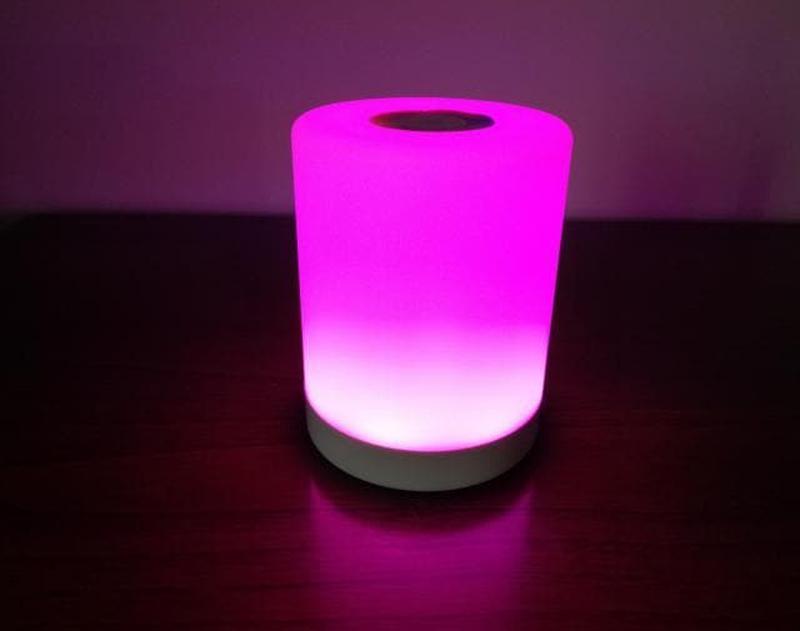 Светильник ночник RGB сенсорный  фонарь Новый - Фото 5