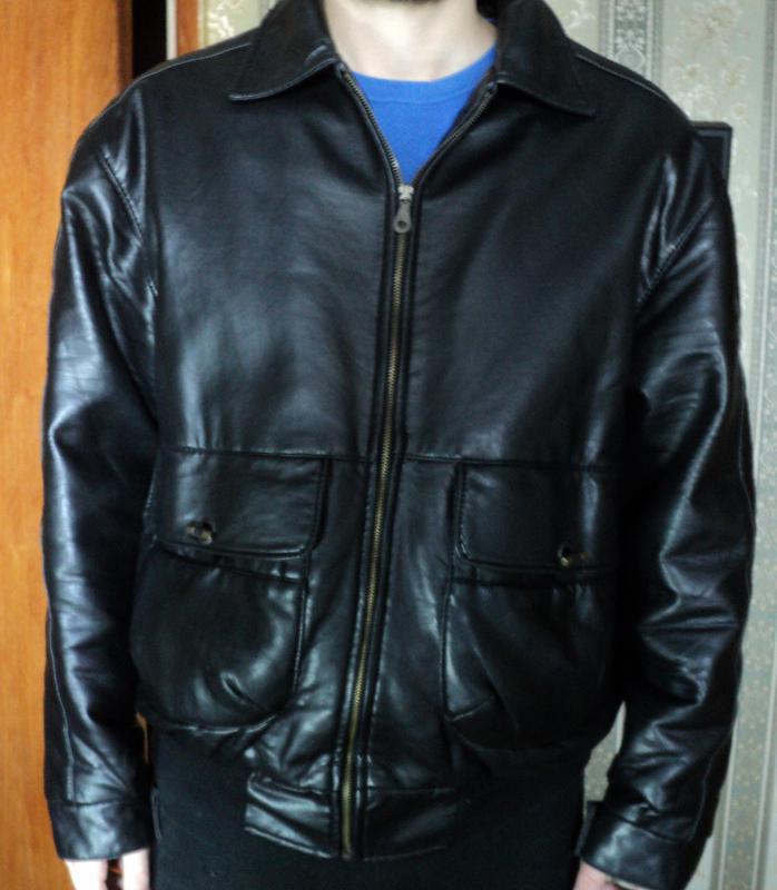 Курточка мужская демисезон размер 52-54