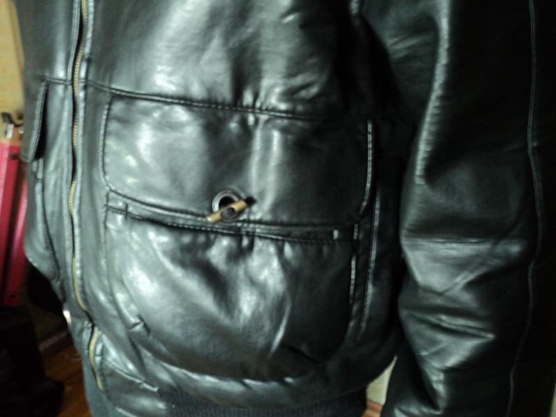Курточка мужская демисезон размер 52-54 - Фото 2