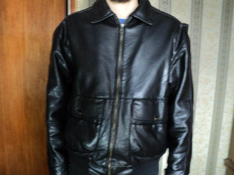 Курточка мужская демисезон размер 52-54 - Фото 3
