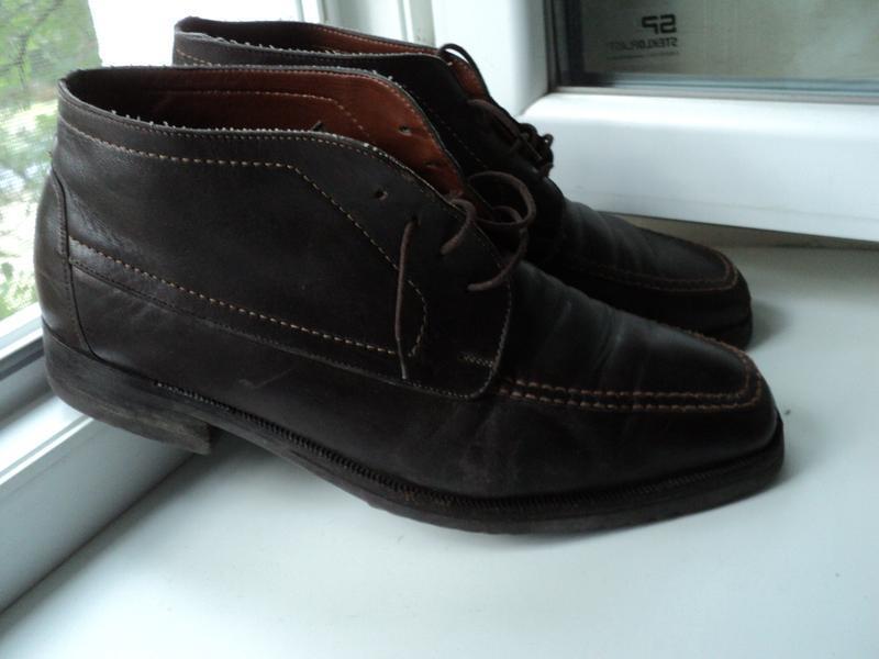 Мужские ботинки размер 44 - Фото 2
