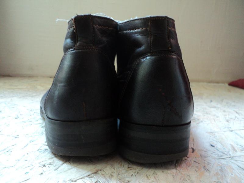 Мужские ботинки размер 44 - Фото 3
