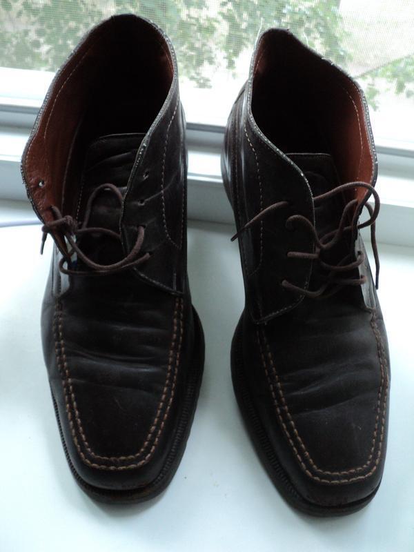 Мужские ботинки размер 44 - Фото 5