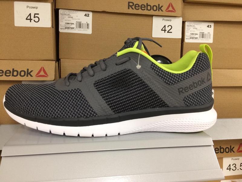 Мужские кроссовки reebok pt prime runner fc cn7455 - Фото 2