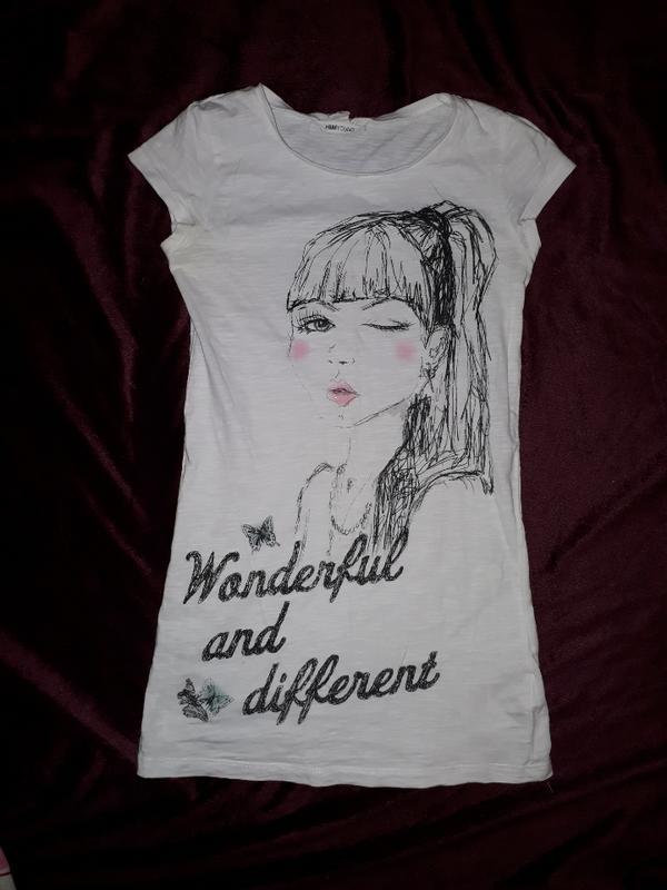 Туніка, футболка, майка h&m
