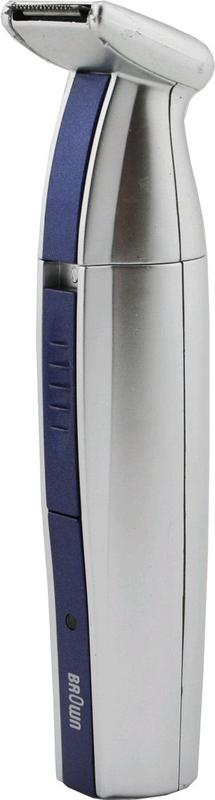 Электробритва Brown MP-300 2 в 1 триммер - Фото 2