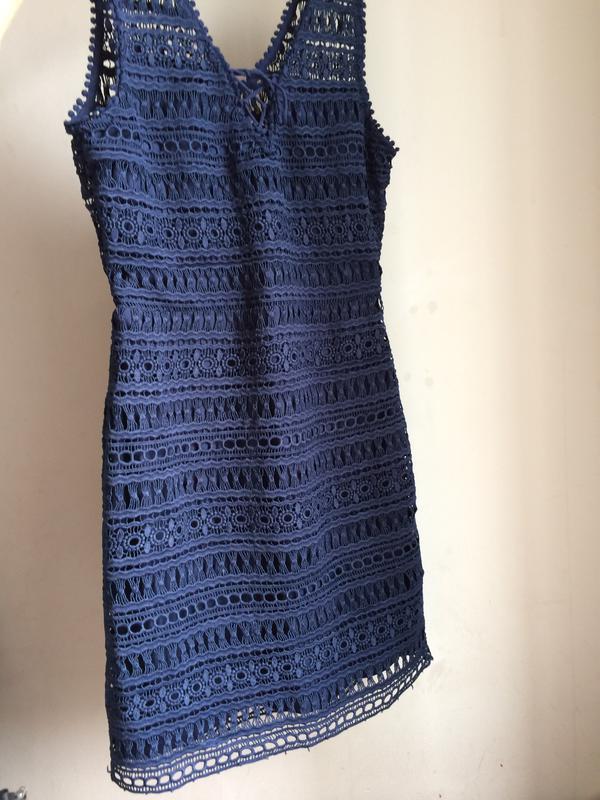 Шикарное вязаное платье Morgan -60%