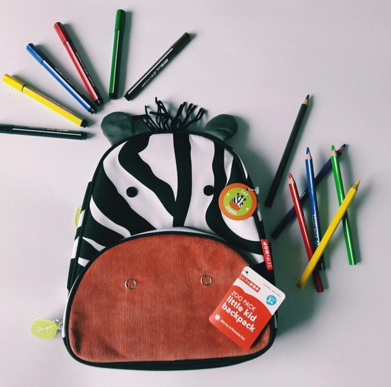 Skip hop детский рюкзак зебра 🔥акция! 🔥получи скидку 7%