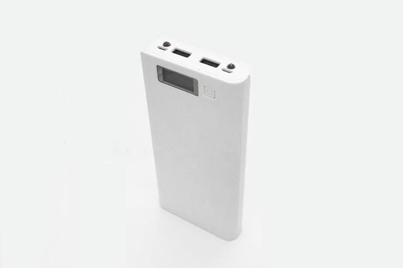 Корпус DIY Power Bank 8 x 18650 LCD дисплей 5V 2A - Фото 3