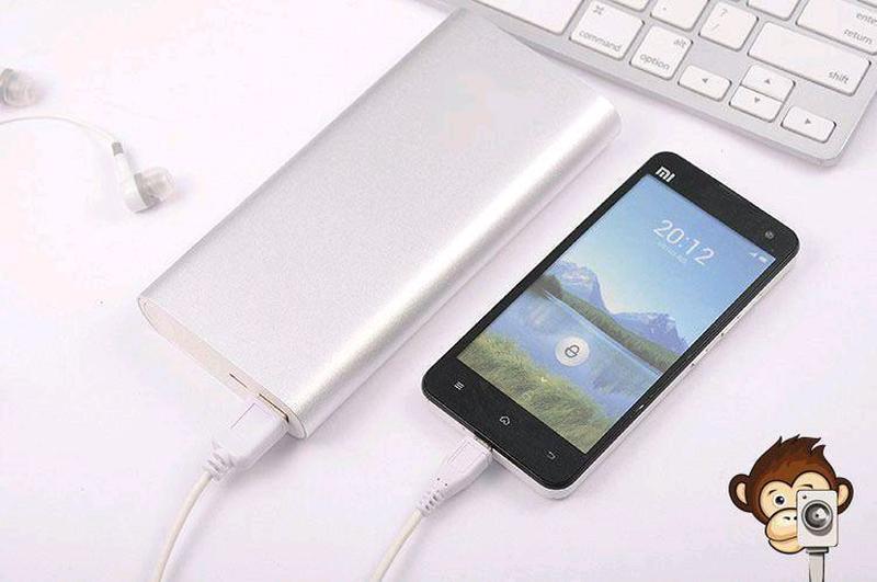 Повер банк Xiaomi 20800 mAh Power Bank Внешний Аккумулятор - Фото 6