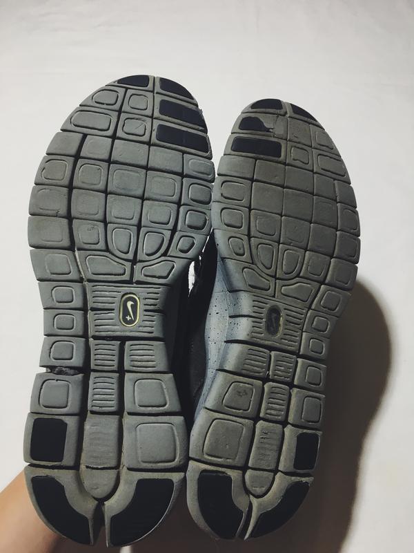 Мужские кроссовки nike free run + ext anthracite ( найк 44рр 2... - Фото 3