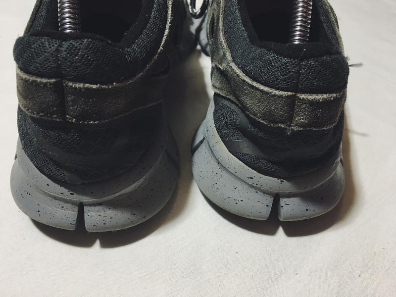 Мужские кроссовки nike free run + ext anthracite ( найк 44рр 2... - Фото 4