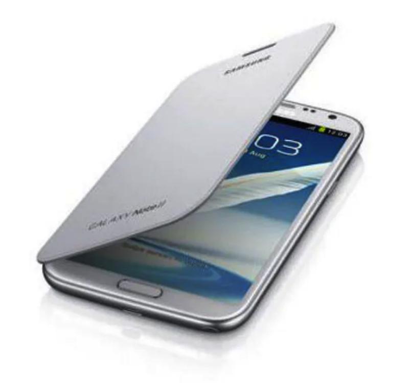 Чехол Samsung Galaxy Note II  N7100 (EFC-1J9FWEGSTA)