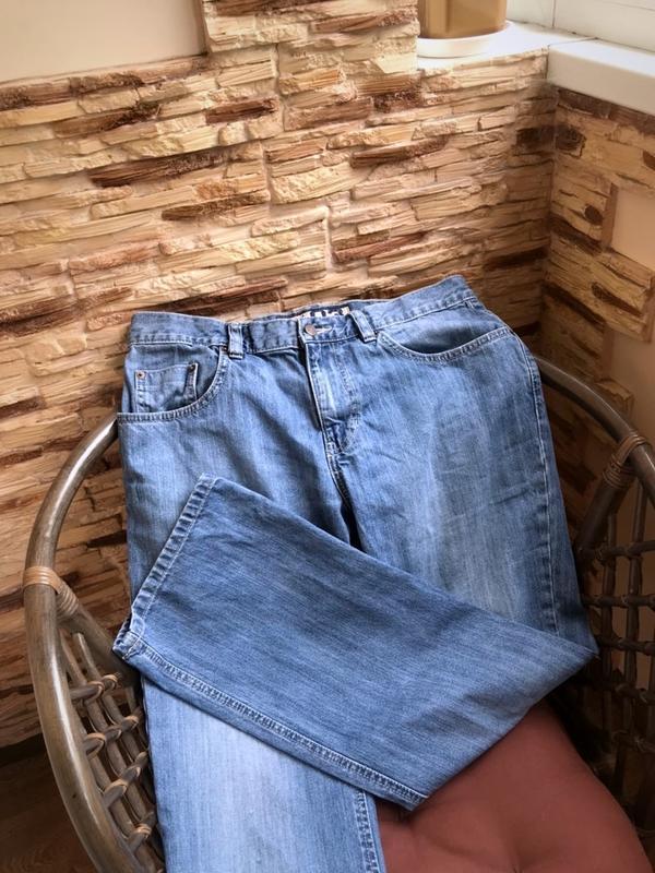 Брендовые джинсы с высокой посадкой мом бойфренд германия - Фото 4