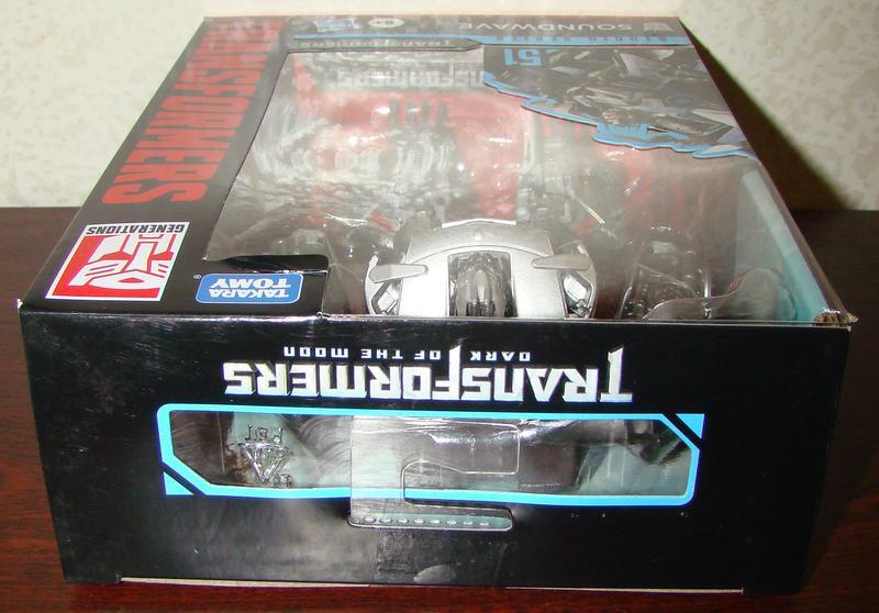 Transformers Studio Series 51 Soundwave. Hasbro Трансформер - Фото 5