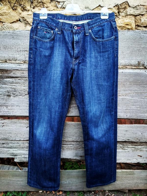 Sale!!! джинсы бойфренд мом tommy hilfiger - Фото 2