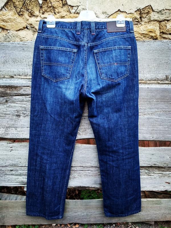Sale!!! джинсы бойфренд мом tommy hilfiger - Фото 3
