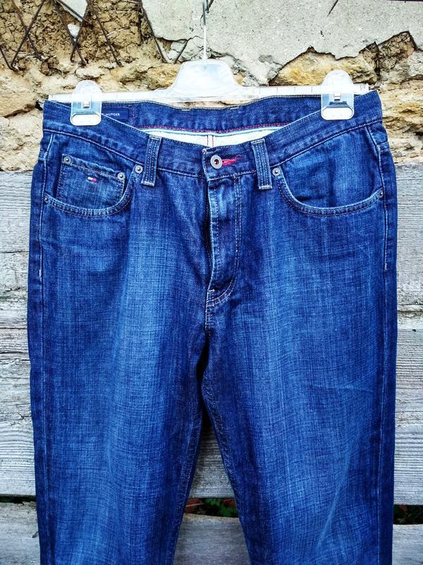 Sale!!! джинсы бойфренд мом tommy hilfiger - Фото 4