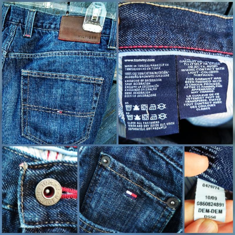 Sale!!! джинсы бойфренд мом tommy hilfiger - Фото 5