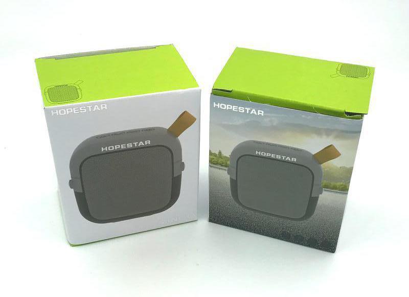 Колонка Bluetooth HOPESTAR T5 mini Red - Фото 3