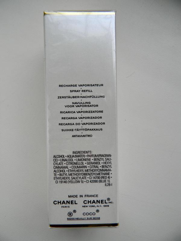 Coco mademoiselle chanel 50ml - Фото 2