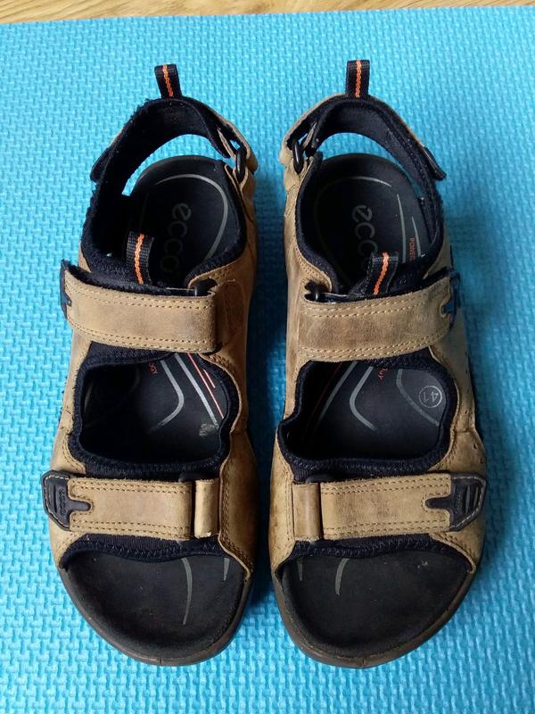 Сандали сандалии босоножки Ecco receptor 41 размер