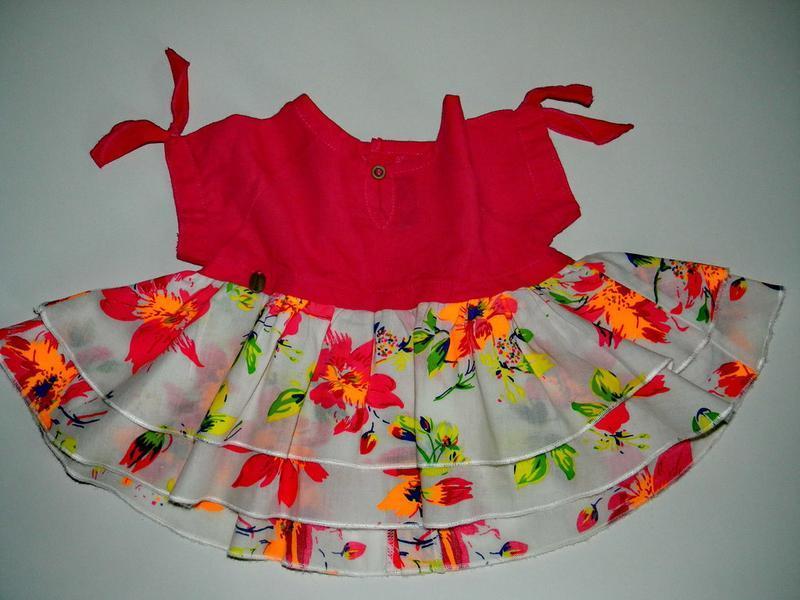 Catimini платье туника 3-6м.