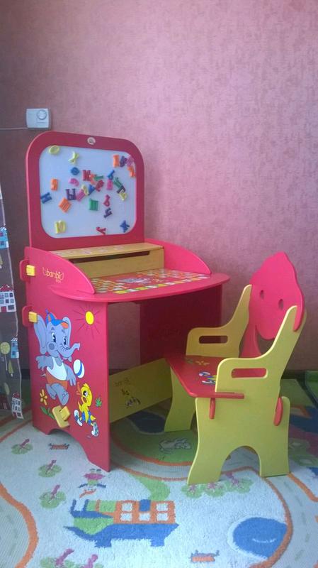 Стол+стул детский