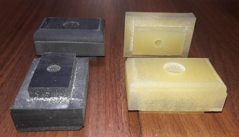 Буфер полиуретановый зажимного устройства для Шиномонтажного стан