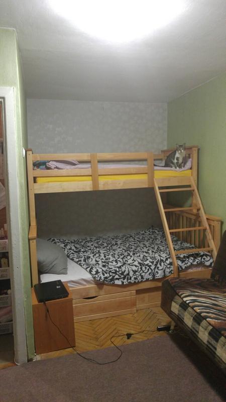 Семейная кровать Жасмин с ящиками. - Фото 2