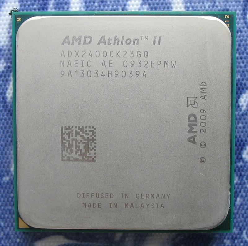 Процесор AMD Athlon II X2 240 2800 MHz AM3 AM2+
