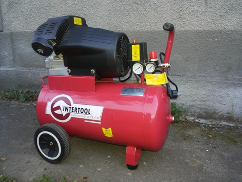 Компрессор Intertool PT-0007