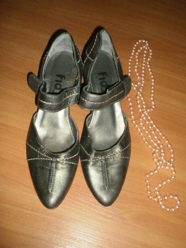 Шикарні туфельки  від класного бренда якісного взуття fiji